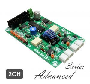 GDA2A2S1 2 channel igbt/mosfet gate driver board