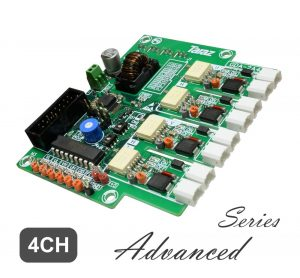 GDA2A4S1 4 channel igbt/mosfet gate driver board
