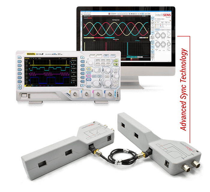 intellisens serier setup optimized for power electronics circuit analysis