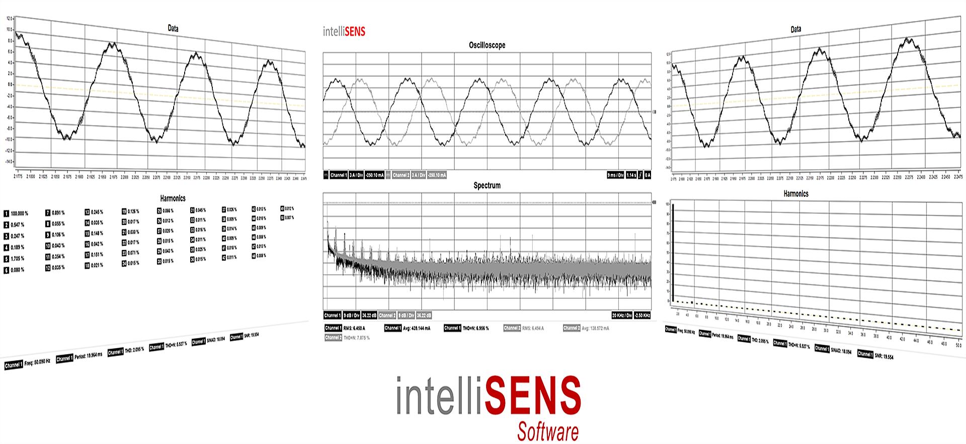 intellisens smart probes application software