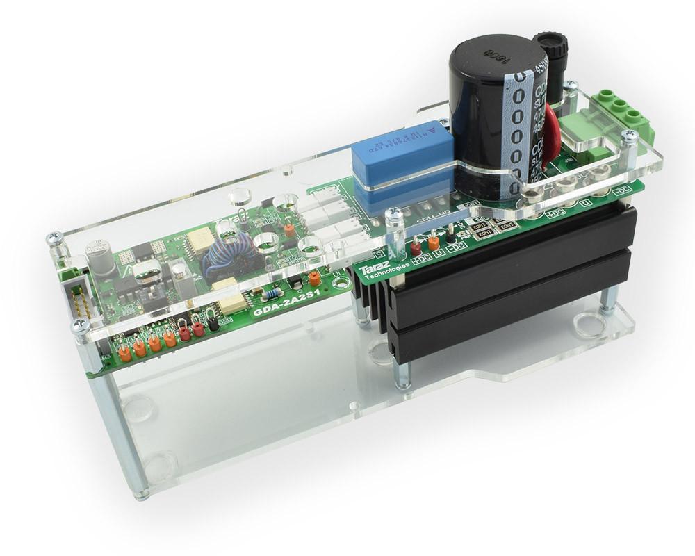 Spm Hb Half Bridge Buck Boost Mppt Power Module With Gate Driver Circuit Also Electrical On Datasheetstep Inverter Development Kit Kits Vfd Solar