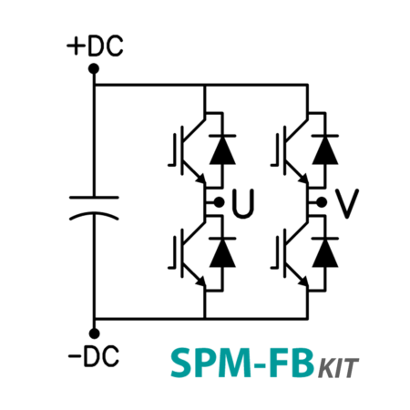 Full Bridge Kit Circuit Diagram
