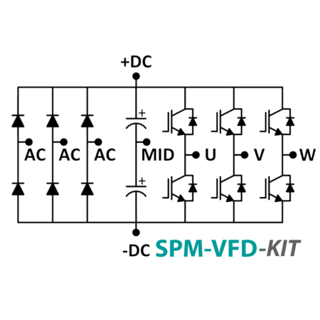 VFD Kit Circuit Diagram