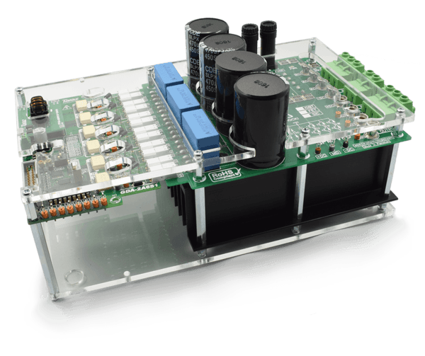 SPM-VFD SiC/IGBT 3 Phase Inverter Development Board