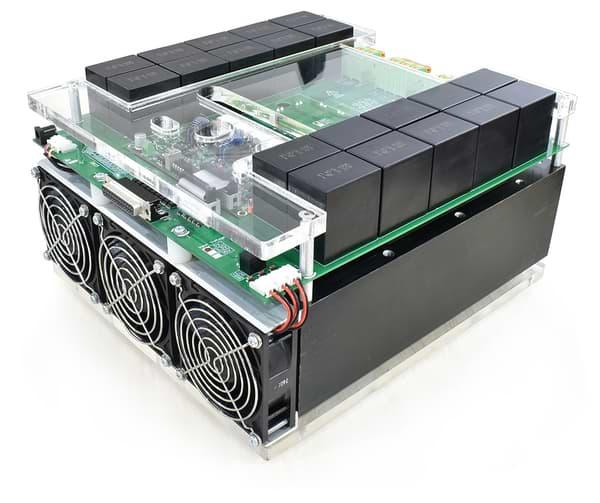SPM-VFDHP High Power 3 Phase Inverter Stack