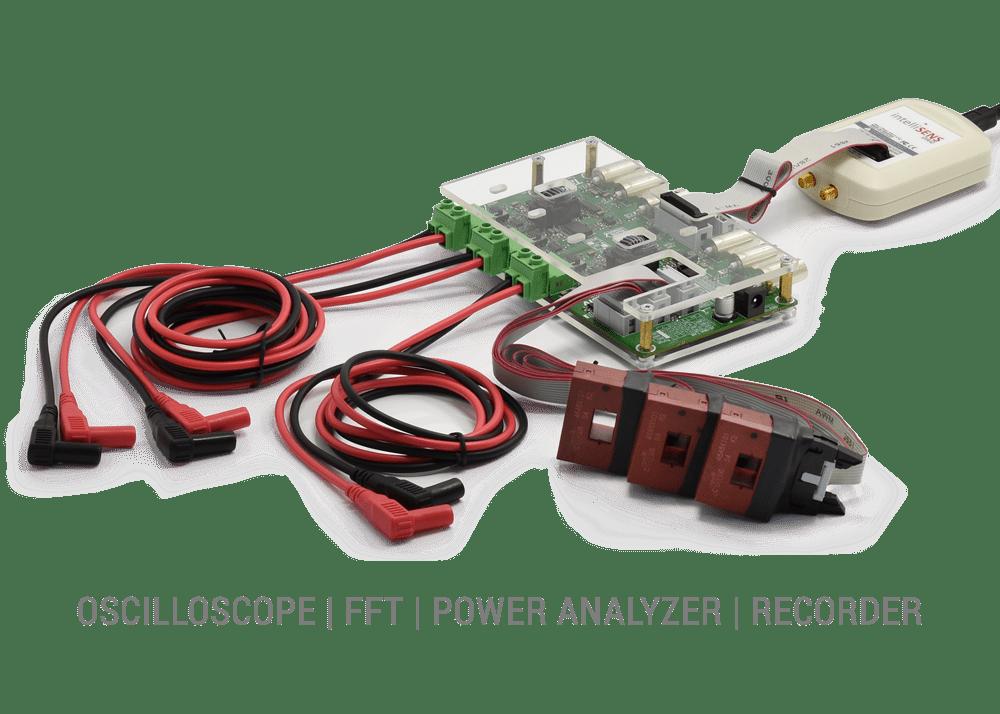 Power Electronics DAQ & Measurement System