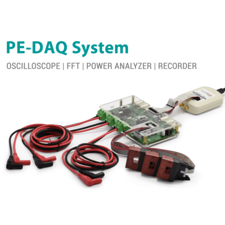 Power Electronics DAQ & Measurement System
