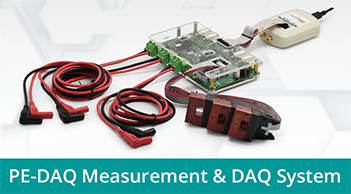 PE-DAQ Power Electronics Measurement and DAQ System