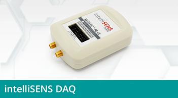 intelliSENS DAQ, 8CH Simultaneous Sampling USB DAQ