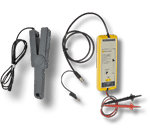 Differential Voltage Probe and Fluke Current Probe