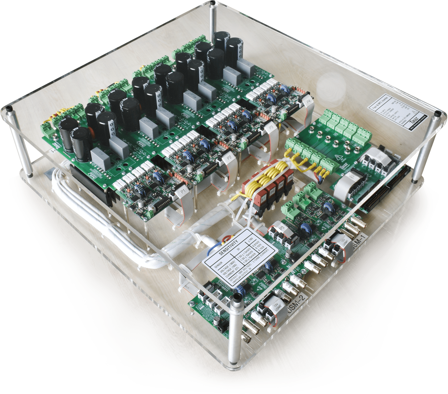 4 Phase Neutral Point Clamped (NPC) Inverter