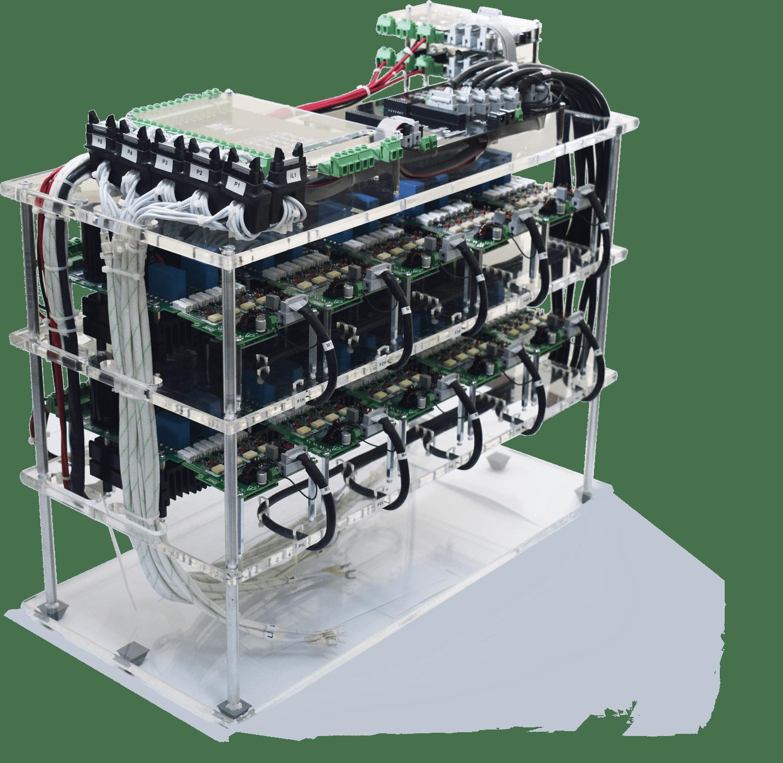 5 Phase MMC System