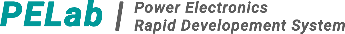 PELab Power Electronics Rapid Development System