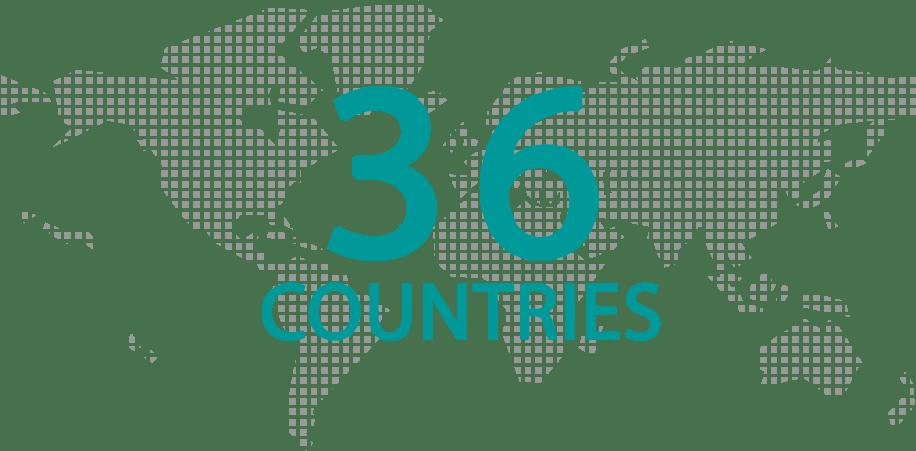Taraz Customers Countries